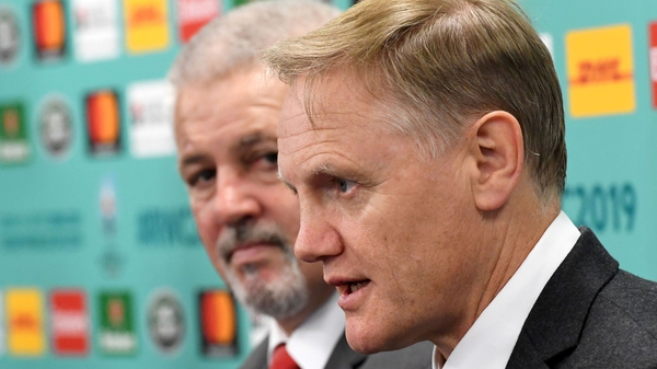 Joe Schmidt: 'It's very hard to assess where teams will be in two years' time'