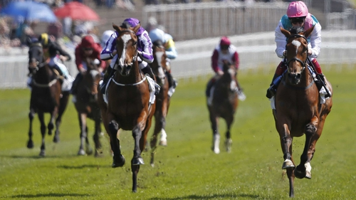 e8a2987c5f7 Enable to take on nine rivals in Irish Oaks