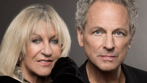 Christine McVie and Lindsey Buckingham - Any song in any order and there is reason to smile