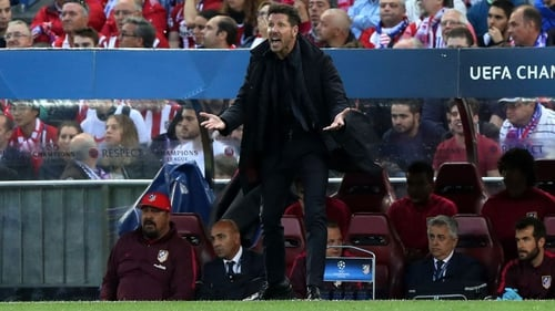 Diego Simeone's signs new deal until the summer of 2020