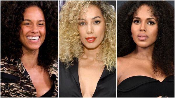10 Celebs Who Embrace Their Natural Hair