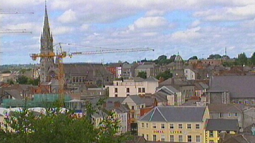 89.3% of Leitrim's population live in rural areas