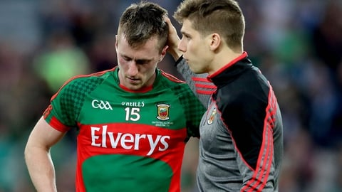 """Brolly: """"Cillian O'Connor was anonymous"""" 
