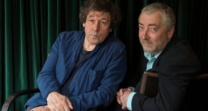"Stephen Rea reads Seamus Heaney's ""Aeneid: Book VI"" at the Abbey Theatre"