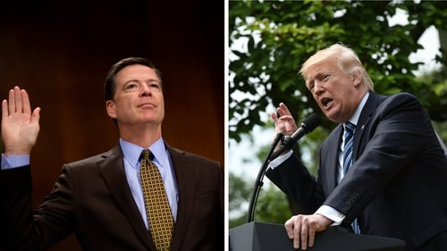 James Comey says he will not dwell on how he was fired