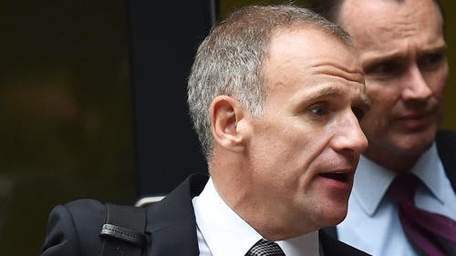 Tesco chief executive Dave Lewis' pay fell previous year