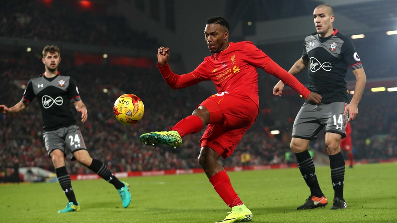 Image result for Reds ready to finish top four charge – Sturridge
