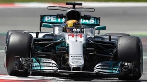 Lewis Hamilton was a disappointing fourth in Sochi last week