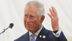 Prince Charles spoke at a reception at the British ambassador's residence in Co Dublin
