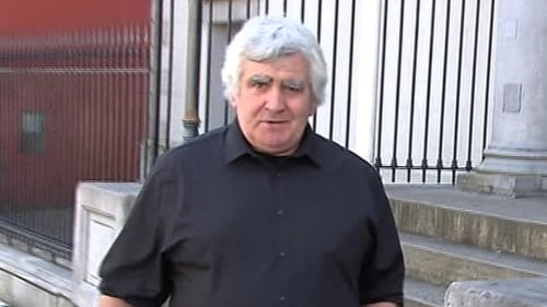 Donal Connaughton was sentenced to 12 months imprisonment on 11 November 2013