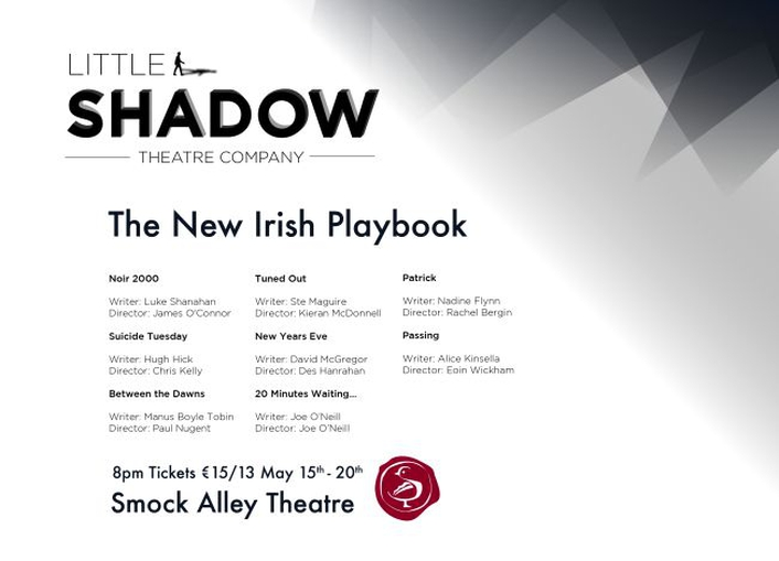 The New Irish Playbook at Smock Alley