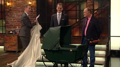 The Late Late Show: Antiques Challenge
