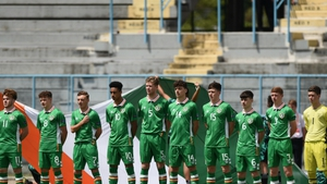 Ireland bowed out at the quarter-final stage of the U17 European Championships