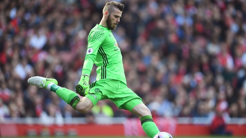 """""""The team is in a good moment,"""" says De Gea."""
