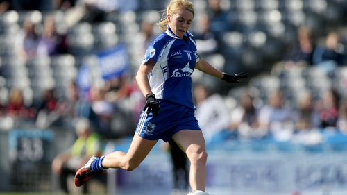 Maria Delahunty's scores helped Waterford to a surprise win