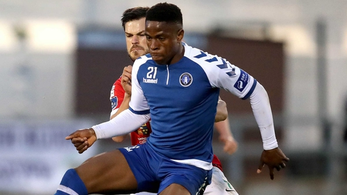 Chiedozie Ogbene came off the bench to rescue point for Limerick