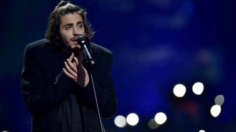 Portugal: Eurovision Song Contest 2017