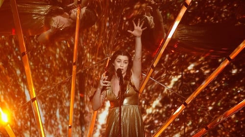 Lucie Jones took a cheeky dig at Ireland's nul points