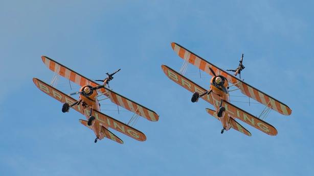 Westport Airshow