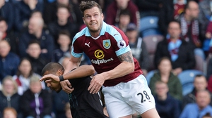 Kevin Long has signed a new contract with Burnley