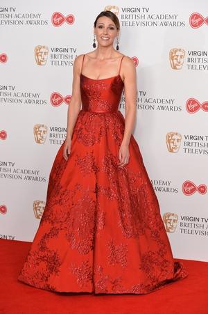 Doctor Foster actress Suzanne Jones wore British designer Suzanne Neville's Valentina dress