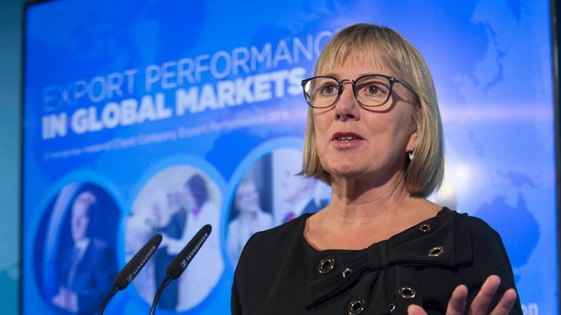 Enterprise Ireland's CEO Julie Sinnamon says getting ready for Brexit is key for Irish companies