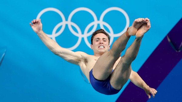 Oliver Dingley is going back to the Olympic Games