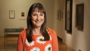 Painting The Nation host Pauline McLynn - looking for a few good painters.