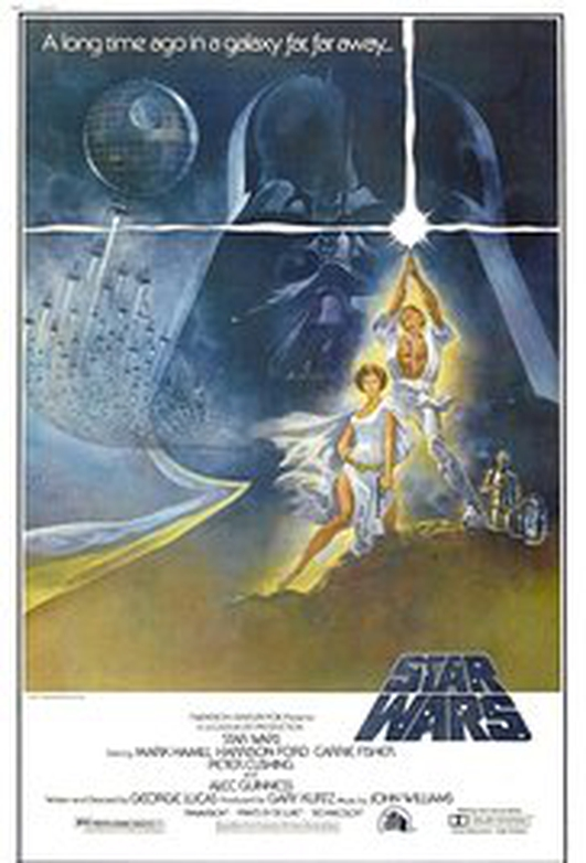 40th anniversary of the original Star Wars film