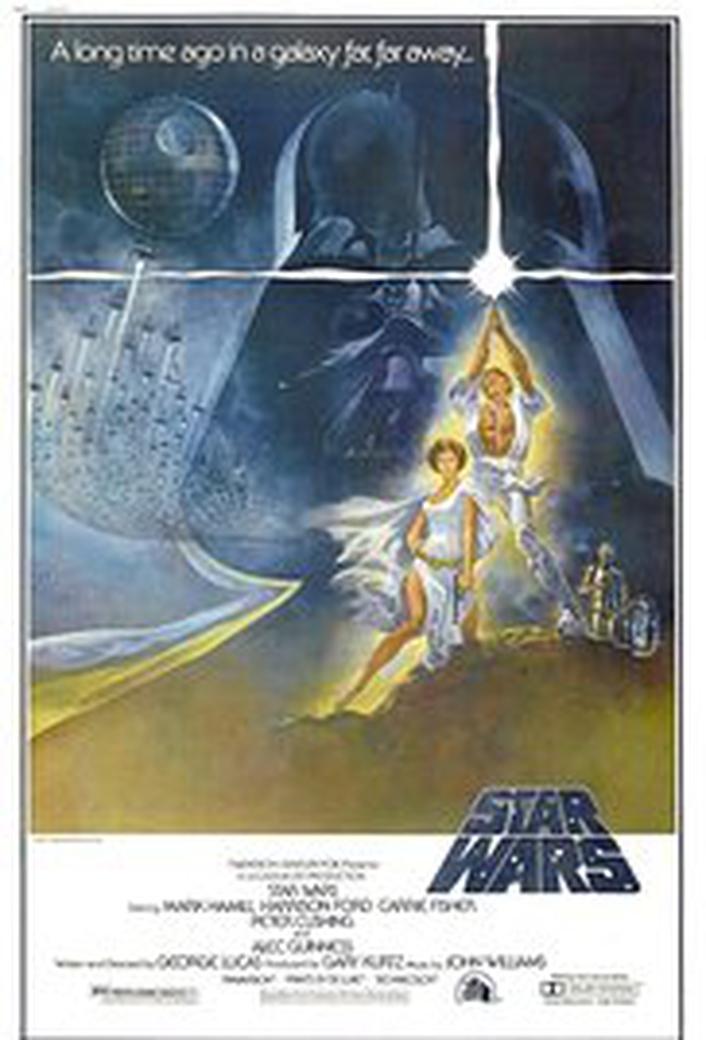 40th anniversary of the original Star Wars film