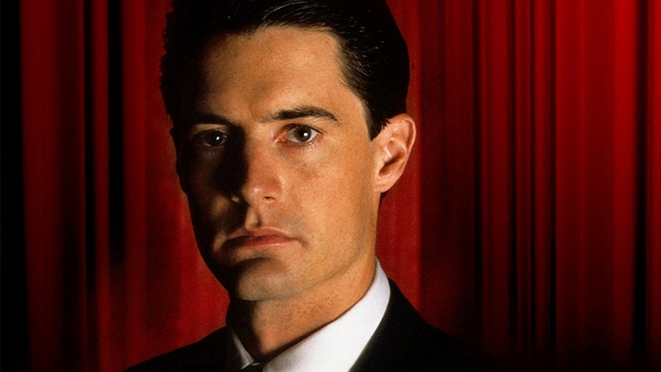 Twin Peaks star Kyle MacLachlan as Agent Dale Cooper