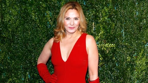 """Kim Cattrall: """"not ready to play someone who is grotesque."""""""