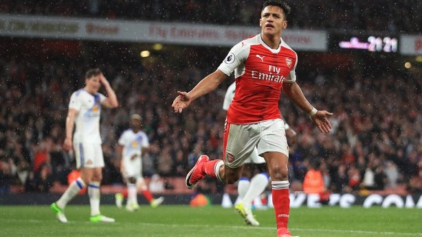 Alexis Sanchez finally admits he wants Arsenal transfer exit