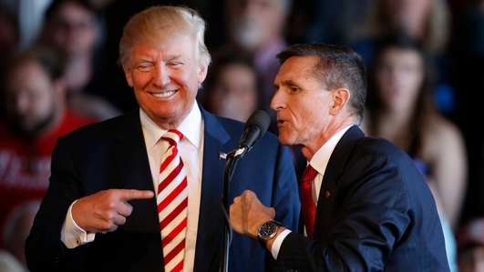 What Flynn's plea means for Trump