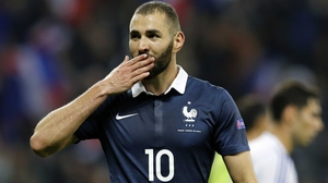 Karim Benzema: 'I have the feeling that my name is being manipulated for reasons that have nothing to do with football.'