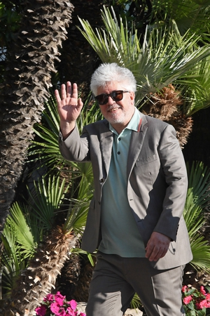 Day One - Wednesday May 17: Here comes the President! Genius director Pedro Almodóvar is kicking things off with a casual polo.