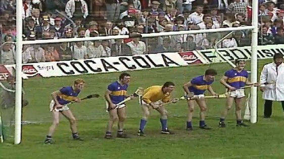 Hurling Tipperary 4-22 Cork 1-22