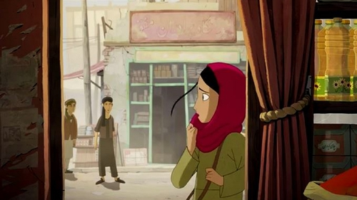 The Breadwinner is produced by Angelina Jolie