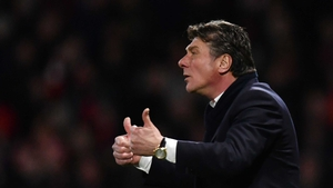 Walter Mazzarri had one season in charge at the club