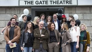 New Gate Theatre Director Selina Cartmell (front row, centre) is joined by writers, directors and performers from her 2017-2018 season, announced today.