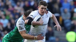 Garry Ringrose in action during last season's Pro12 final loss to Connacht