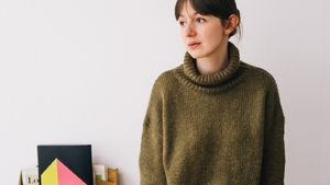 Sally Rooney - everybody's talking about her novel Conversations With Friends.