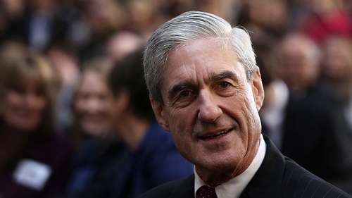 Former FBI director Robert Mueller is leading an investigation into Russian collusion allegations
