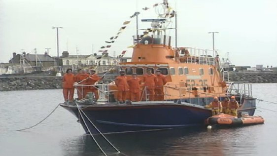 RNLI City of Dublin Lifeboat