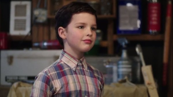 Big Little Lies star Iain Armitage will play a young Sheldon Cooper