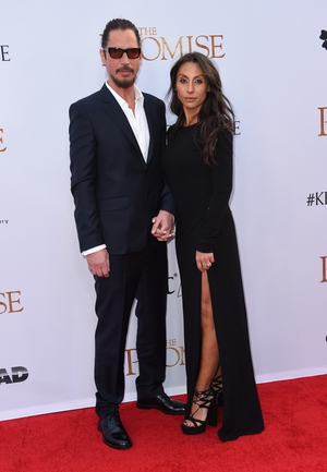 The couple attended the premiere of 'The Promise' in Hollywood last month, on April 12 in Los Angeles.