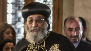 Pope Tawadros II is on a five-day visit to Ireland
