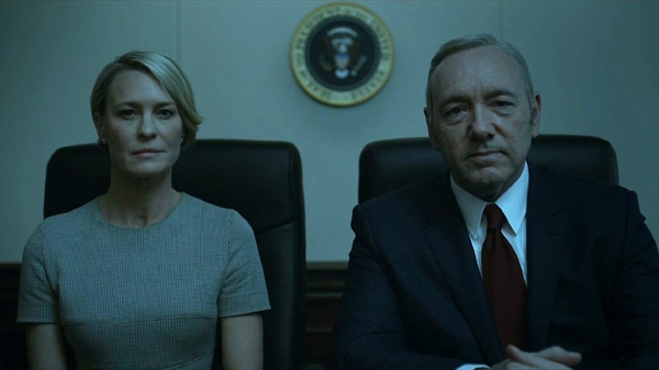 Production on season six of House of Cards suspended after Kevin Spacey scandal