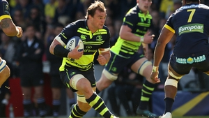 Rhys Ruddock will make his 18th appearance of the season against Scarlets