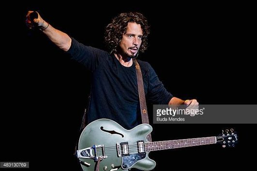 Arts News - David Arnold remembers Chris Cornell RIP
